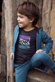 Koko Noko-Boys T-shirt Ls-Dark grey
