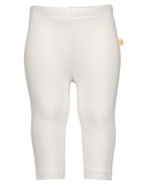 Blue Seven-Mini Girls Capri legging-White