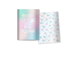 Pretty Paradise Schrift A4 PP-omslag-C-White
