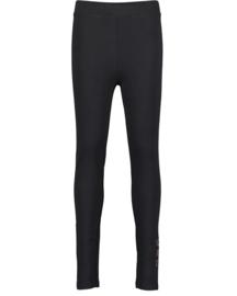 Blue Seven-Girls knitted trouser- Black orig