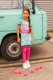 Girls Dress Roelie-OChill-Mint