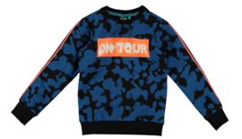 BChill-Boy's Sweater Marco-Blue