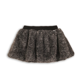 Girls Skirt- Koko Noko- Grey Melee