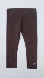 Girls Legging full length- LoFff- grey