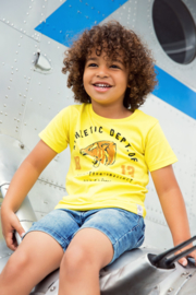 DJ Dutch Jeans-Boys T-Shirt ss-Yellow