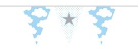 Vlaggenlijn Baby jongen 10ml-C-Blue
