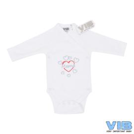 Romper Mama-VIB-White