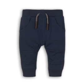 Baby Boys Jogging Trouser-Dirkje- Navy
