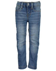 Blue Seven-Kids Boys woven jeans-Basic -Jeansblue