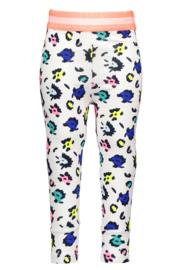 B.Nosy-Baby girls legging pants-AO sprinkle-White
