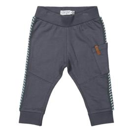 Dirkje-Boys Baby jogging trousers-Grey