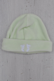Unisex New Born Babymuts -LPC-Light Green