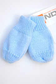 LPC-Baby boys wanten gebreid- Light Blue
