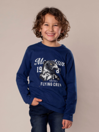 DJ Dutch Jeans-Boys T-shirt ls-Blue