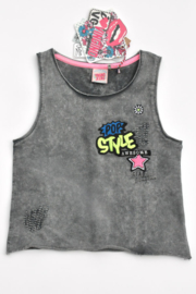 Girls Shirt Germien-Vingino-Grey