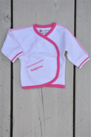 Baby Girls pre T shirt l/s-Ducky Beau-Rose