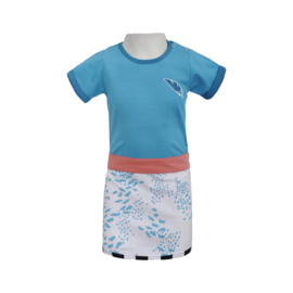 Lovestation22-Girls Baby XS Dress Nilou-Scuba Blue