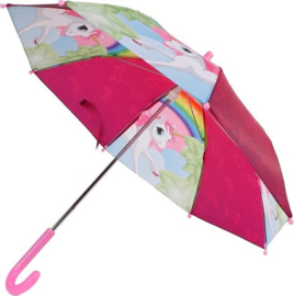 Girls Unicorn Paraplu Unicorn 70 X 60 Cm-C-Rose