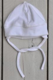 LPC-Unisex Baby Muts-White