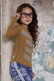 Girls Shirt Fieke-Nais-Gold