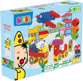 BioBuddi Bumba op reis- Tactic Games- Multi Color