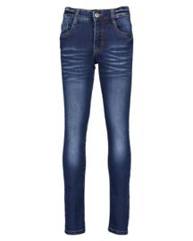 Boys woven jeans trouser -Blue Seven- Dk blue orig