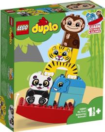 LEGO DUPLO Mijn eerste balancerende dieren- 10884-C-Green