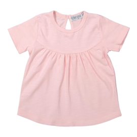 Girls T-shirt A-line-Dirkje- Pink