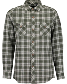 Boys woven shirt- Blue Seven- Tea