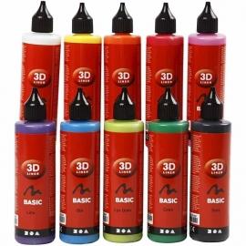3D liner, per fles 100ml