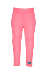 Baby girls uni legging-B.Nosy-Festival pink