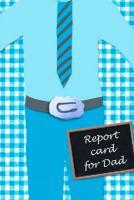 Rapport voor Papa-Ikkemikke- Blue