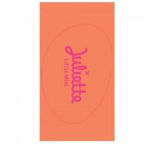 Badhanddoek 70x130 cm-Juliette-Orange