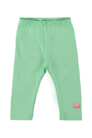 Baby Girls legging plain-Bampidano- Mint