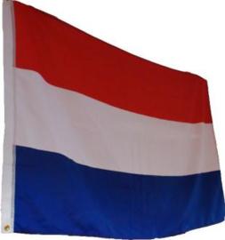 Nederlandse Vlag-C-Rood wit blauw