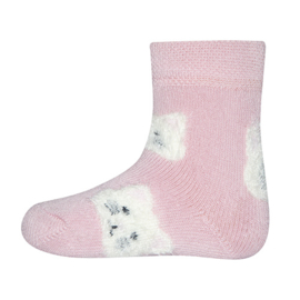 Thermo baby socks Bears-Ewers-Altrosa rose