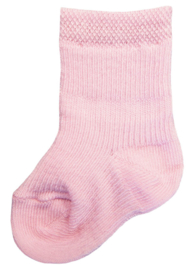 Girls Baby Socks-Ewers-Rose