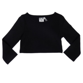 Girls Sweater Courageous- LoFff- Black