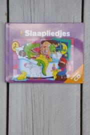 Slaapliedjes Incl. CD-Interstat-paars