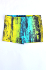 Lentiginni-Boys boxer Wave-Riders-Yellow