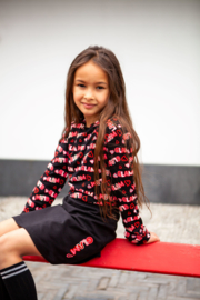 Girls  Skirt Wende -OChill-Black