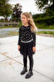 Girls Shirt Tirza-OChill-Black