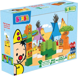 BioBuddi Bumba in the Far West-Tactic Games- Multi Color