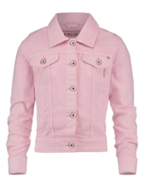Vingino-Girls  Denim Jacket-Baby Pink