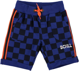 Boy's Short jogpants Mees-B'Chill-Blue