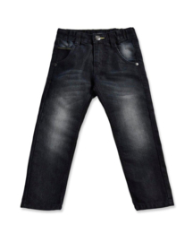 Blue Seven-Kids Boys Jeansbroek - Denim dark
