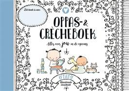 Oppas- & Crècheboek - Image books - Light blue