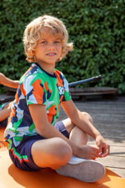 BChill-Boy's Shirt Pepijn-Multi Color