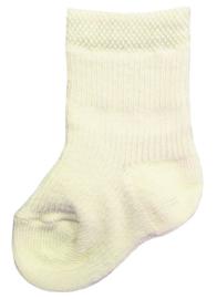 Unisex Baby Socks-Ewers-Ecru