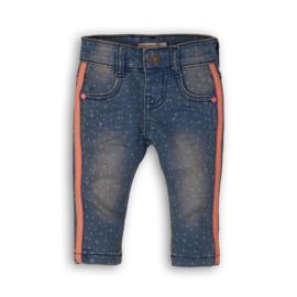 Baby Girls  jeans-Dirkje-Blue jeans